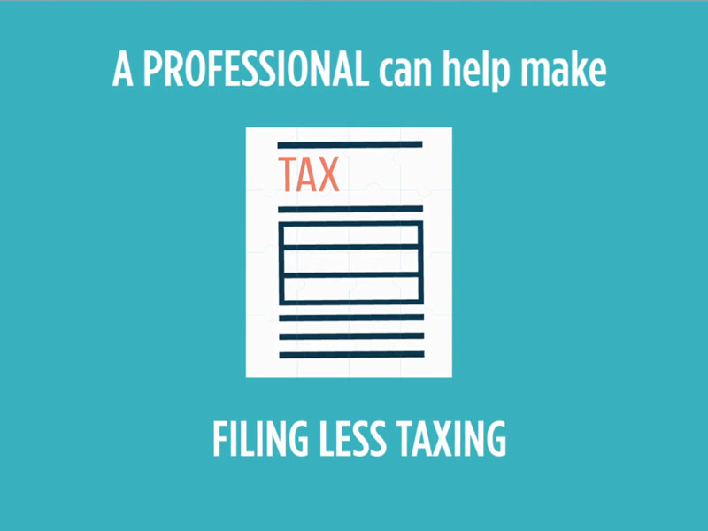 Click here to learn more about prepping for taxes.