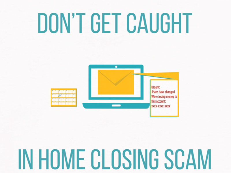 Click here to learn more Real Estate Scam Targets Closing Process.